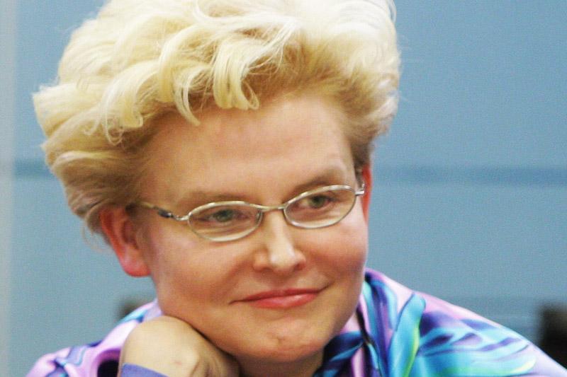 ФОМС должен финансировать только лечение, считает Елена Малышева